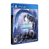 PS4 Monster Hunter World Iceborne Master Edition (R1-All)