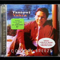 CD musik Indonesia - Tantowi Yahya (Country Breeze, 2001)