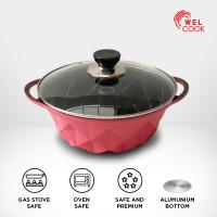 Welcook Ruby Pan Series - Loyang Cetakan Kue & Bolu