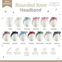 Little Palmerhaus Headband Rounded / Bandana Bayi / Bando Bayi