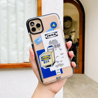 CASE IKEA IPHONE 7 8 7plus 8plus X XS XR Xs Max 11 11pro 11promax - 7/8/SE2