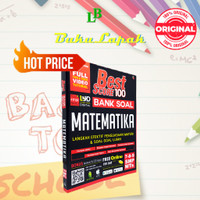 BUKU PELAJAR SMP BEST SCORE 100 BANK SOAL MATEMATIKA SMP/MTS 7-8-9