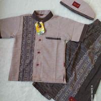 Baju koko anak Sarkoci A&J Kemeja anak laki laki Baju koko terbaru