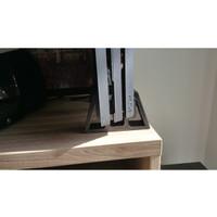 Aksesoris Game Stand dudukan Vertical untuk Console PS4 Pro 3d