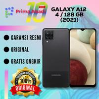 Samsung Galaxy A12 4/128GB Black Resmi Sein