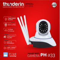 Thunderin Kamera CCTV Wireless IP Babycam Thunderin Full HD 2MP