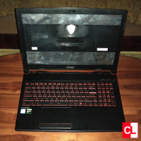 MSI GL63 8RD 8RC 8RE Cover Case