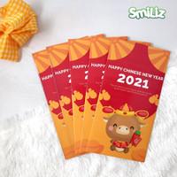Amplop Angpao Imlek | Sincia |CNY 2021 - Custom Nama Unik & lucu 1