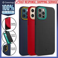 Case iPhone 12 Pro Max 12 Mini Caseology Nano Pop Softcase Casing