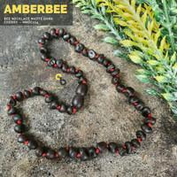 AMBERBEE Promo Kalung Amber Baby dan Anak Anti Sakit Gigi Premium Matt