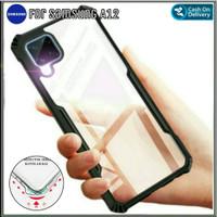 Case Samsung Galaxy A12 SoftCase Premium Casing Slim Hp Cover