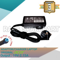 Adaptor Charger Original Acer Aspire One 722 725 756 D255 D260 D270