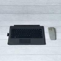 Microsoft Keyboard + Mouse Surface pro 3 4 5 second, bekas, 1 set