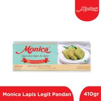 Monica Lapis Legit Pandan 410 gr