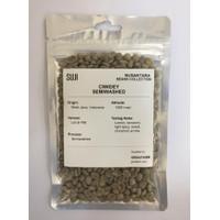 Biji Kopi Mentah / Green Bean Arabica, Jawa, Ciwidey Semiwashed,125 gr