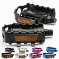 Paling Murah Aluminium Pedal sepeda MTB Import New model