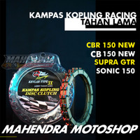 KAMPAS KOPLING RACING XTR CBR150R CBR150 NEW CB150R CB150 NEW SONIC150