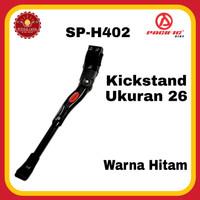 PASIFIC SP-H402 Kickstand Standar Sepeda 26