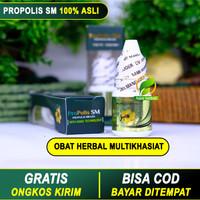 Propolis SM BRAZIL 100% Asli - Obat Tetes Herbal Brazilian Original