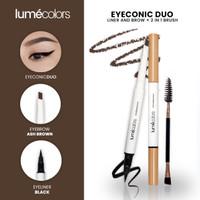 Eyeliner Eyeconic Duo Lumecolors lumecolor lume colors color lumenial