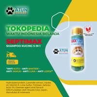 Shampoo Kucing Anti Kutu Jamur Luka Bakter1 Dan Minyak SEPTIMAX