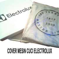 COVER MESIN CUCI ELECTROLUX