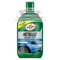 TURTLE WAX METALLIC CAR WAX 473ml - Perawatan Cat Mobil - Not MEGUIARS