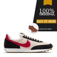 Sneakers Original Sepatu Nike Daybreak - Black/Siren Red