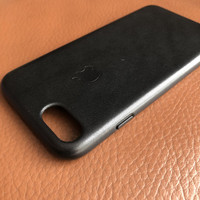 Apple Official Leather Case Black ORI utk iPhone 8 or 7 or SE 2020