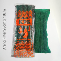 Arang Filter Aquarium KPK / Arang Aktif / Arang Panjang