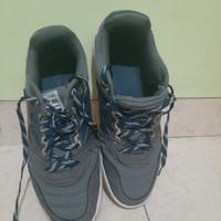 Sepatu futsal kelme intense - dark grey ukuran 43