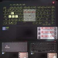 Keyboard Protector Asus ROG GL531GT Gl531GW Strix III Scar G531G
