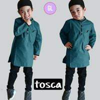 baju koko AGAM anak/baju muslim anak lali-laki/baju koko anak termurah