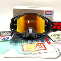 kacamata sepeda goggle motor cross MX fire