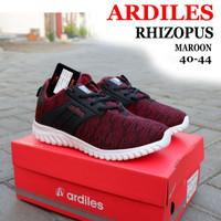 ARDILES RHIZOPUS Sepatu Lari Pria-Sepatu Kerja-Sneakers Pria