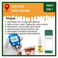 Obat Untuk Kencing Manis & Diabetes Kering Basah 100% Asli Herbal