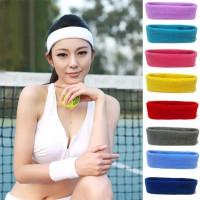 headband sport hairband sport Bandana olahraga untuk menahan keringat