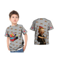 2S5 - Baju Kaos Tshirt Anak Mie Indomie Mie Goreng Fullprint Custom -