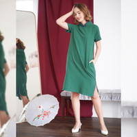 Jenna Dress Beatrice Clothing - Dress Wanita