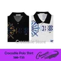 Kaos Kerah Pria Crocodile 588-735