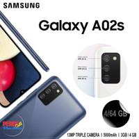 Samsung Galaxy A02s 4/64 GB - Garansi Resmi