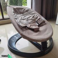 Tromso Baby Rocking Chair Manual / Baby Bouncer / Ayunan Bayi Manual - Grey