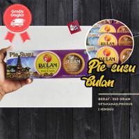 Pie Susu Bulan Oleh Khas bali Bligede Kue Manis Halal Enak Box 250gram - Original