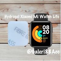 Xiaomi Mi Watch Lite Anti Gores Hydrogel Screen Protector Gel/Jelly