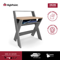 Highpoint Meja kerja minimalis unik - BARI