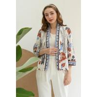 Aria Outer / Blazer Batik Wanita