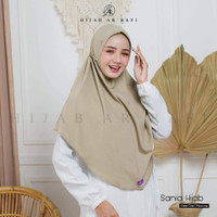 AR484 Sania Hijab Non Pet Original By Arrafi