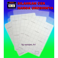 Transfer Paper 3G A4 Opaque Dark Made in USA A4