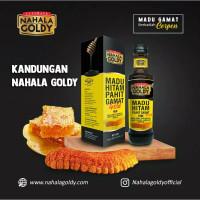 MADU PAHIT NAHALA GOLDY / MADU HITAM NAHALA / MADU NAHALA GOLDY ASLI