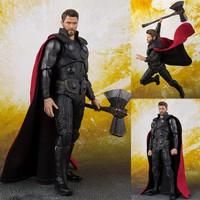 Shf Thor Avengers Endgame Action Figure